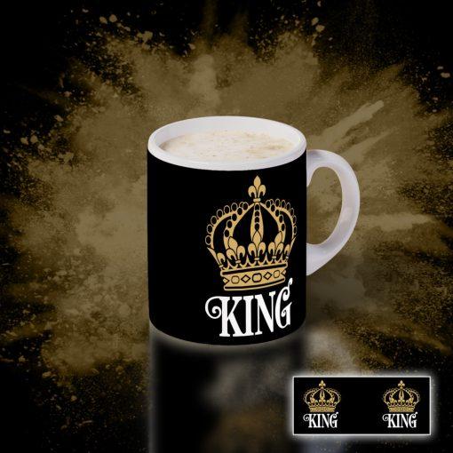 "Bögre ""Mr. King"" 008_J"