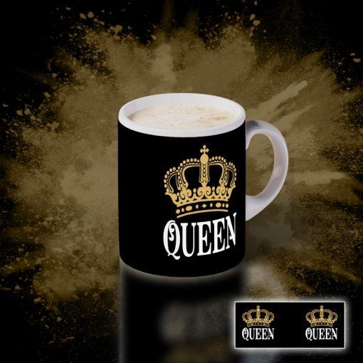 """Bögre """"Queen"""" 009_J"""