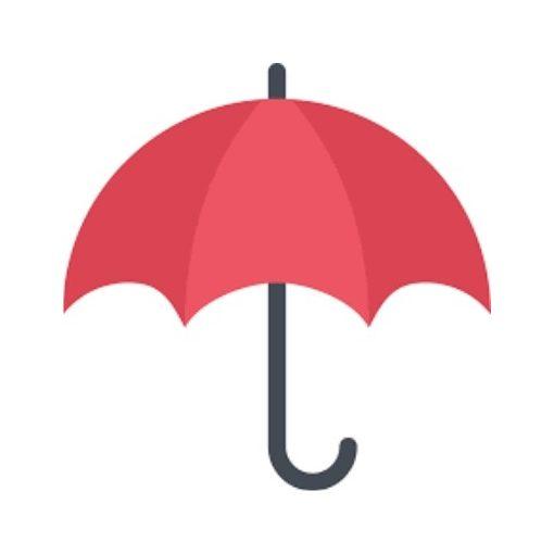 óvodai törölközőre esernyő jel
